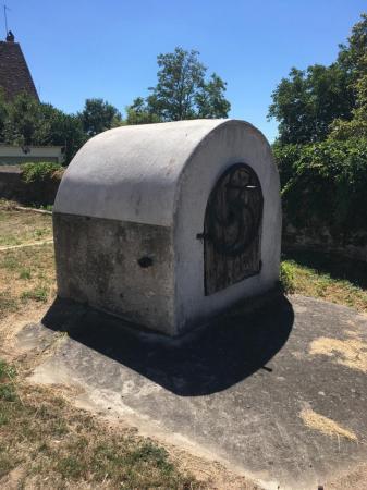 La fontaine de Marcilly