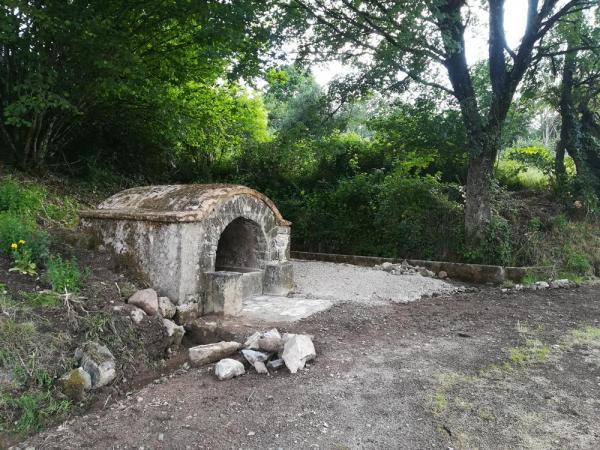 La fontaine de Montliffé
