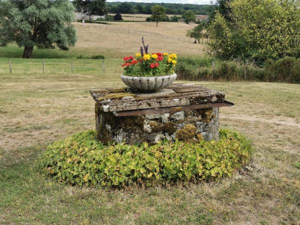 Le puits de Précy