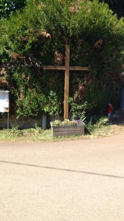 La croix de Viry