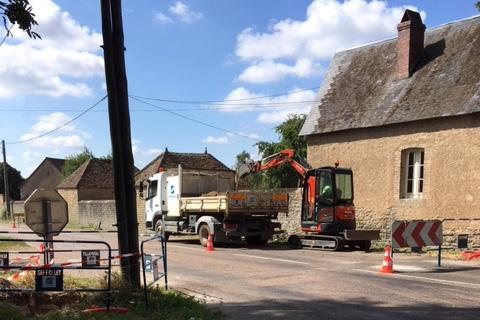 Travaux marcilly 0920